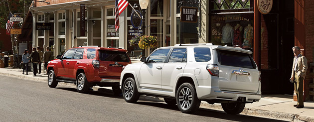 2014_Toyota_4Runner_Trail_vs_Limited
