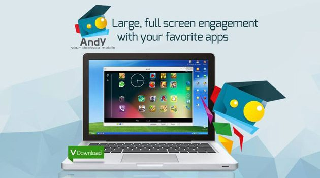Andyroid Let's You Run Android Games and Apps On Your Desktop