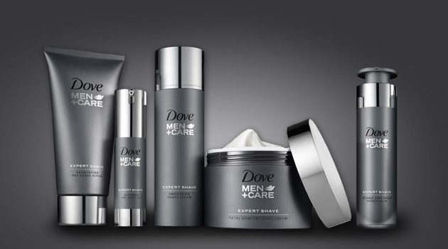 DOVE MEN+CARE Introduces Premium Line Of 'Expert Shave' Products