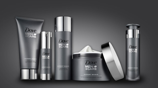 Dove Men+Care Expert Shave Line