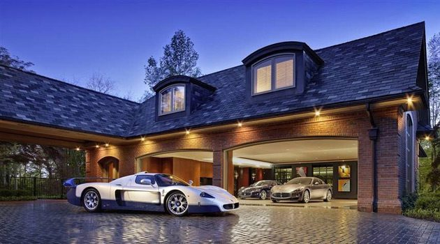 What's Parked In Your Dream Garage?
