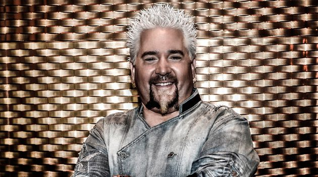 Guy Fieri Fires Up The Grill At Bally's AC This Summer
