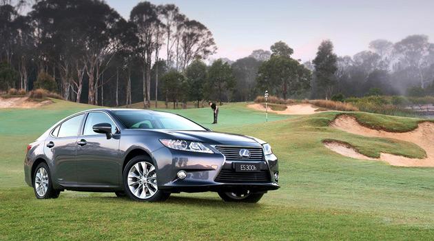 Lexus - US Open Golf