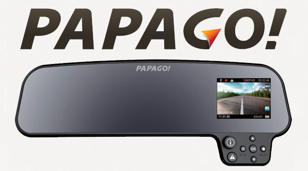 New PAPAGO! GoSafe Dashcams Will Be On Display At Computex 2014