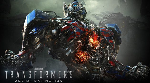 Movie Review: Transformers: Age of Extinction