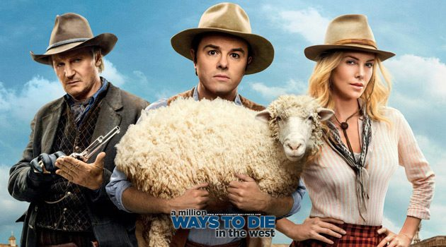 A Million Ways To Die In The West Knocks It Out Of The Park