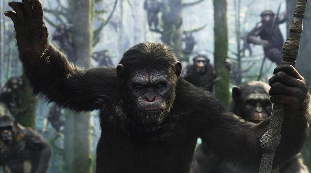 Check Out The New Dawn of the Planet of the Apes Trailer