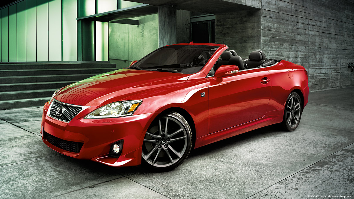 2014 Lexus IS C F-SPORT