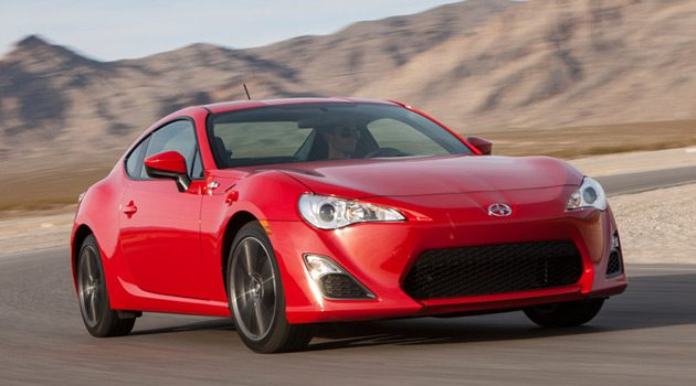 Heir To The Throne – The New Scion FR-S
