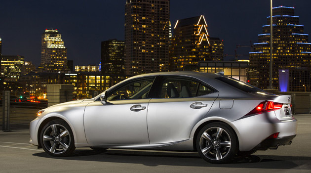 Revisiting The 2014 Lexus IS350 F-Sport AWD