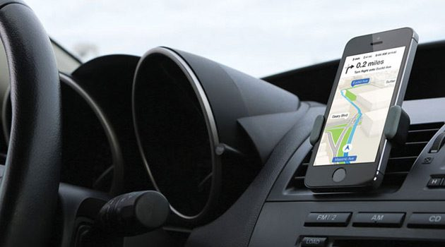 Can A Smartphone Replace Your Navigation System?