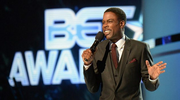 Chris Rock's Monologue At The BET Awards Was Hilarious