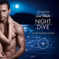 DAVIDOFF Launches Cool Water Night Dive