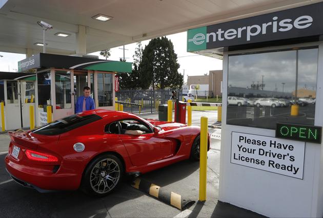 Enterprise Exotics Collection