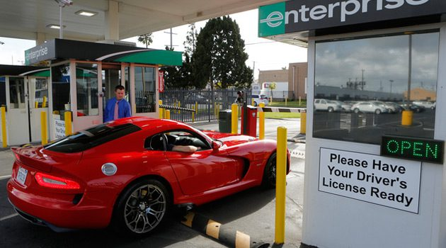 Exotics Car Collection by Enterprise  – Makes A Great Father's Day Gift!