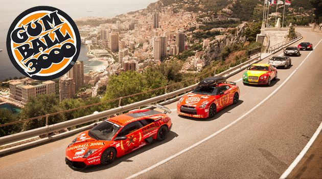 We Are Doing The Gumball 3000 With Anastasia Date