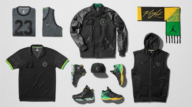Jordan Brand Officially Unveils Limited Edition Brazil Pack