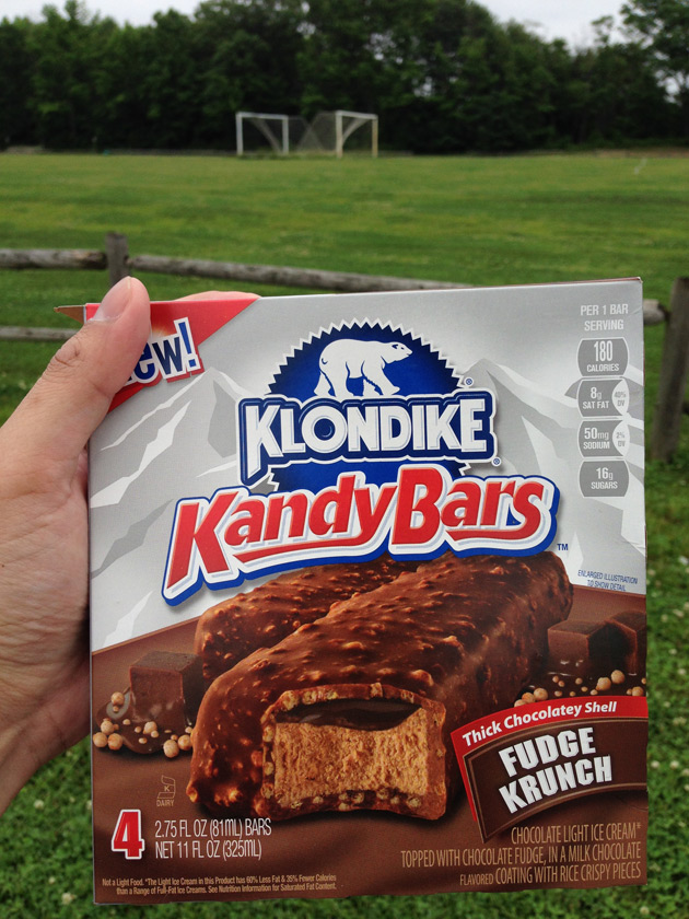 Klondike Kandy Bars