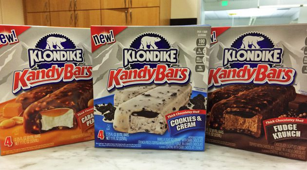 Klondike Kandy Bars Are The Perfect Summertime Treats