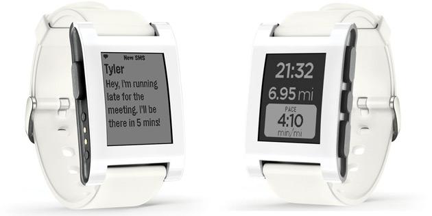 Get Your Dad or Grad A Pebble Smartwatch