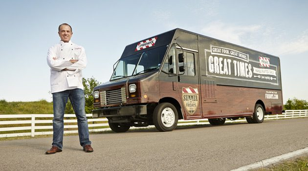 Summer of Fridays Road Tour – A Special Food Truck Coming Near You