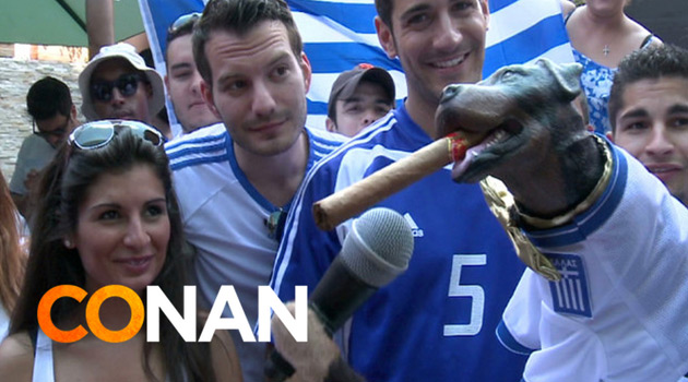 Triumph the Insult Comic Dog - World Cup