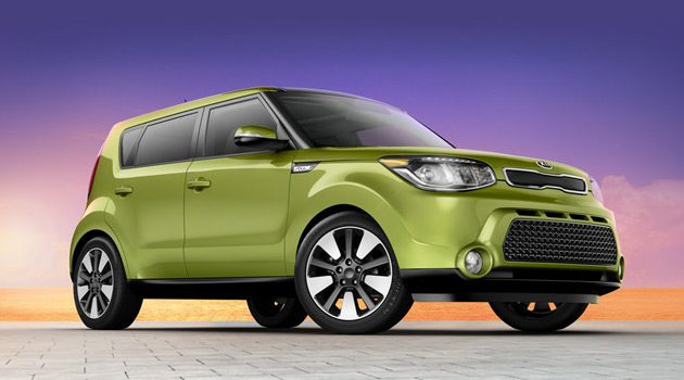 Review: 2014 Kia Soul +