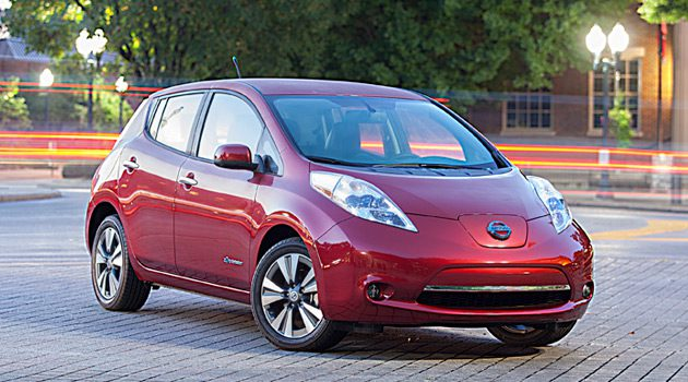 Los Angeles Resident Have A New Reason To Consider The Nissan LEAF