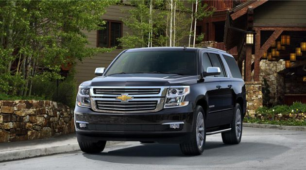 2015 Chevy Suburban: Why Massive SUVs Are Still Awesome