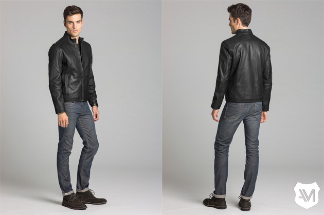Andrew Marc - Leather Jacket