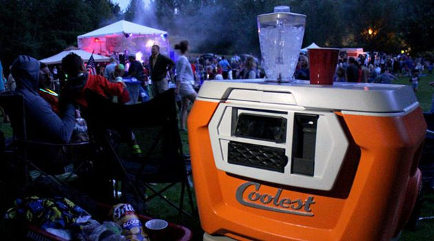 High-Tech 'Coolest' Cooler Tops $4M on Kickstarter
