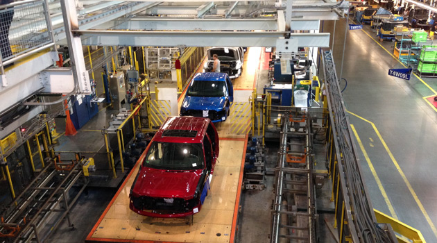 Ford F-150 Truck Plant