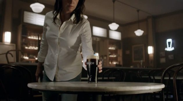 Guinness Makes A Touching Tribute to Soldiers In Moving 'Empty Chair' Ad