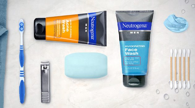 Neutrogena Men Wants You To Respect Your Face