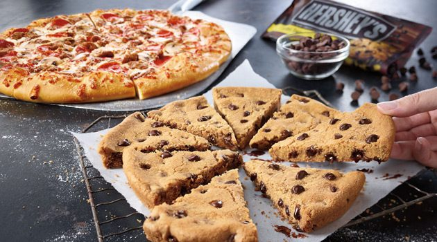 Your Pizza Night Just Got Bigger, Better and Sweeter