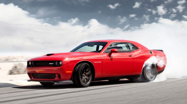 Dodge Challenger SRT Hellcat – 707HP Of Pure American Muscle