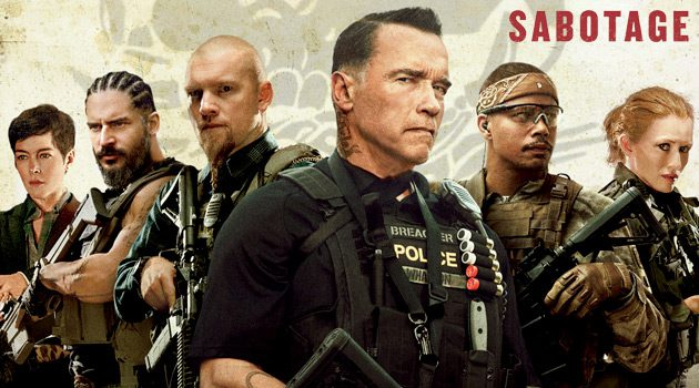 Review: Sabotage (Blu-Ray)