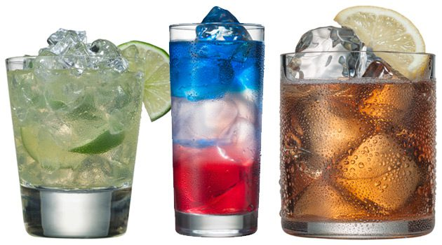 Get Into The World Cup Spirit With These Patriotic Cocktails