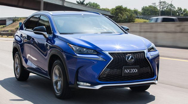First Drive: 2015 Lexus NX