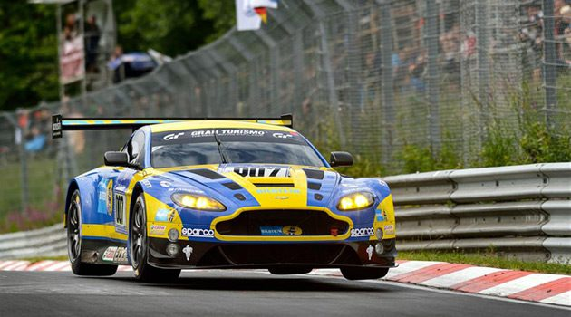 'Intervals' Offers A Visual Tour Of The 24 Hours of Nürburgring
