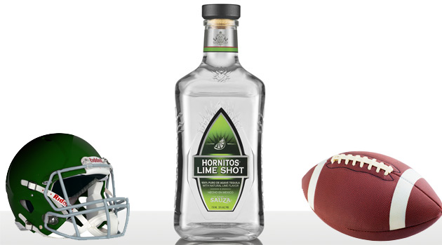 Hornitos Lime Shot - Tailgating