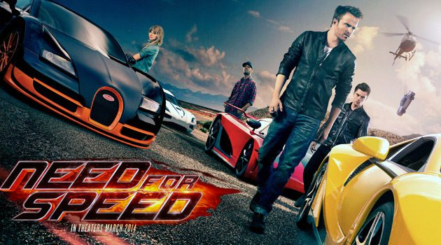 Review: Need For Speed (Blu-Ray)