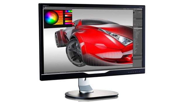 Philips 28-Inch 4K Ultra HD Monitor Now Available
