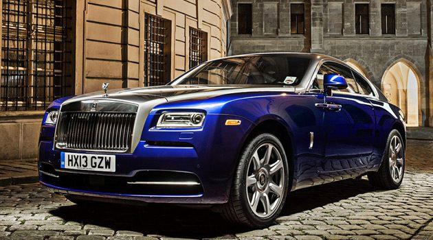 New Model In The Pipeline For Rolls-Royce