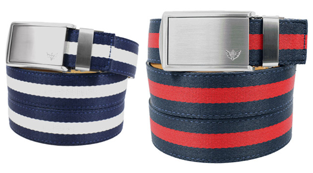 Slidebelts Canvas Collection