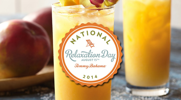 Tommy Bahama - National Relaxation Day