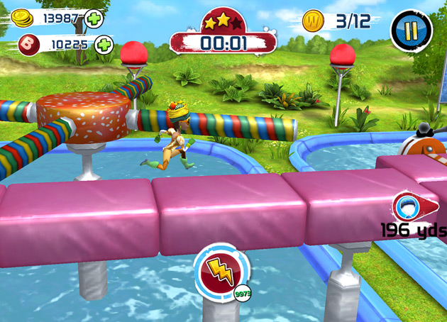 Wipeout 2 Gameplay