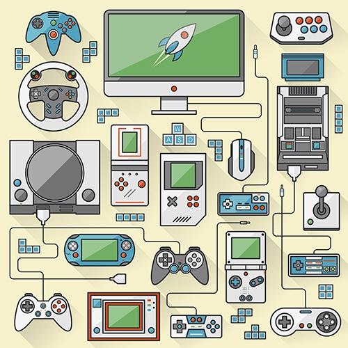 console evolution