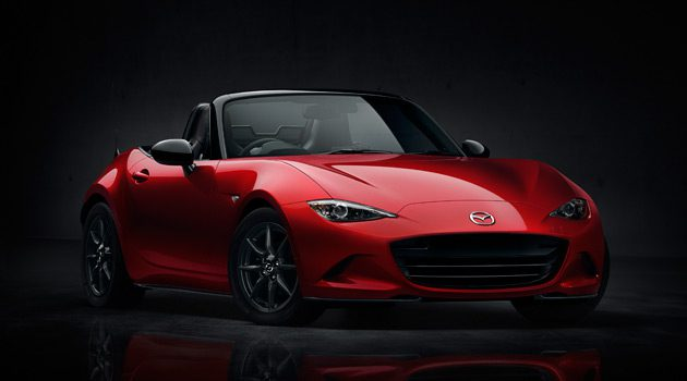 I'm Not Really Digging The Styling Of The All-New 2016 Mazda Miata