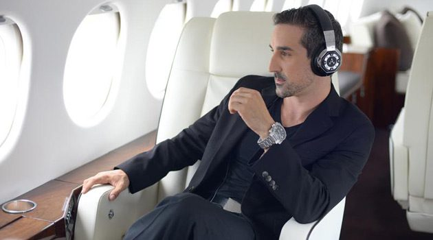 Checking Out A-Audio's Line Of Fashionable, Luxury Headphones